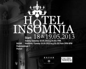 HOTEL INSOMNIA exhibition, Maryam Muliaee