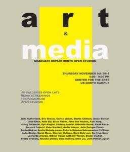 ART AND MEDIA OPEN STUDIO, Maryam Muliaee