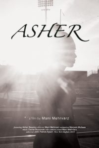 Asher documentary, screening, Maryam Muliaee